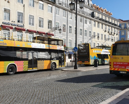 Sightseeing Bus Lisboa Card