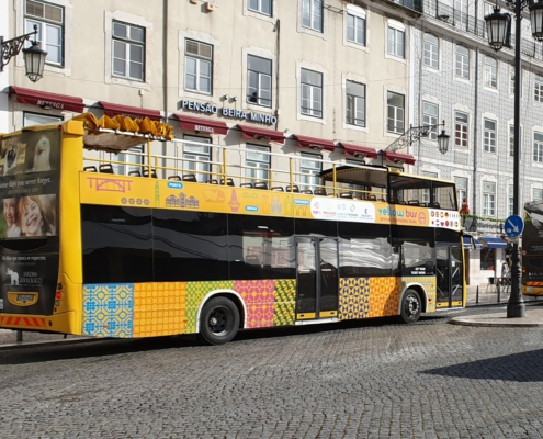 Sightseeing Bus Lisboa Card