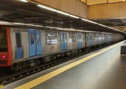 Nahverkehr U-Bahn Lisboa Card