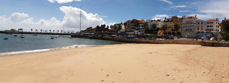 Lissabon Card Cascais Strand