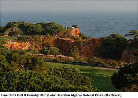 Golf Portugal spielen