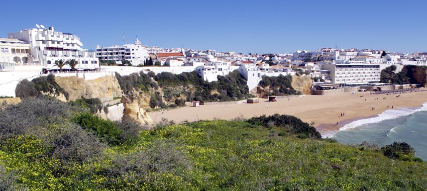 Albufeira Algarve Reiseführer