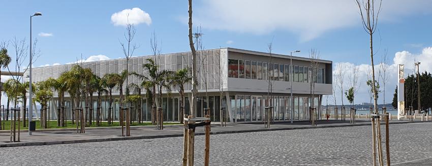 Anlegestelle Lissabon Terminal Kreuzfahrtschiff