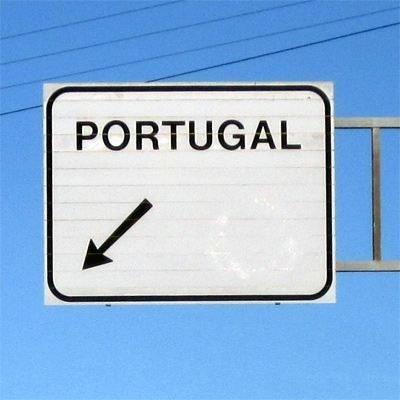 Anreise Portugal