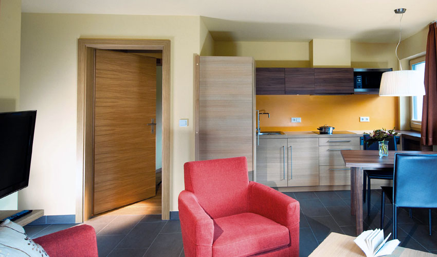 Aparthotel Apartment Ferienwohnung