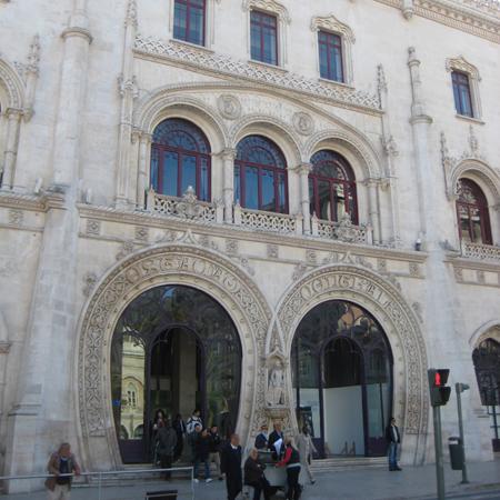 Bahnhof Lissabon Sintra