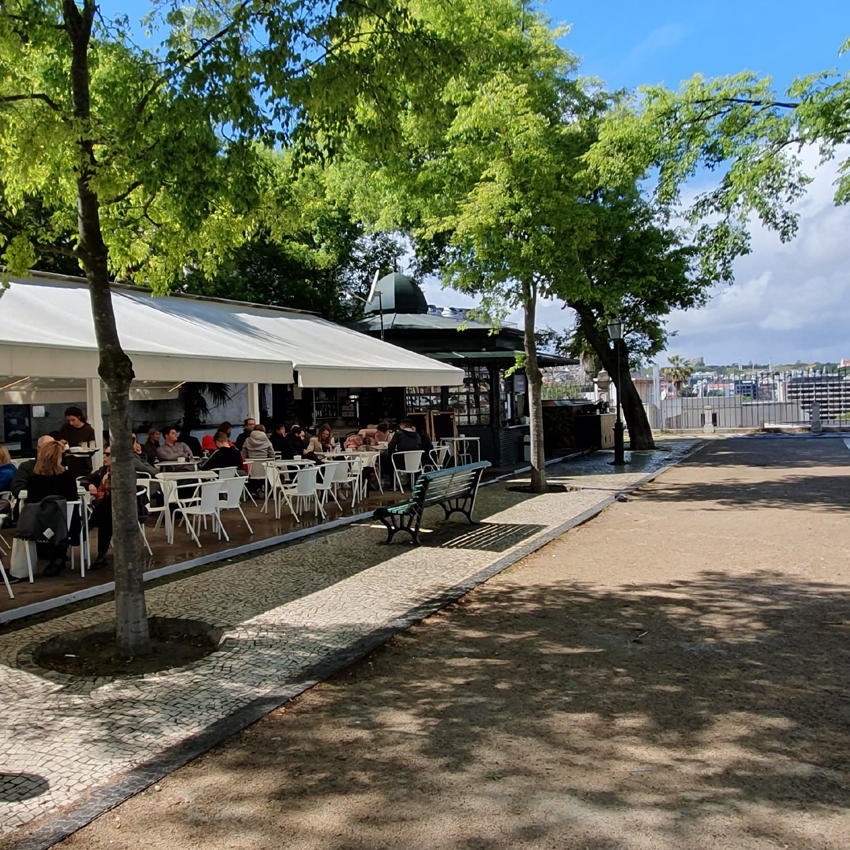 Bar Cafe Bairro Alto