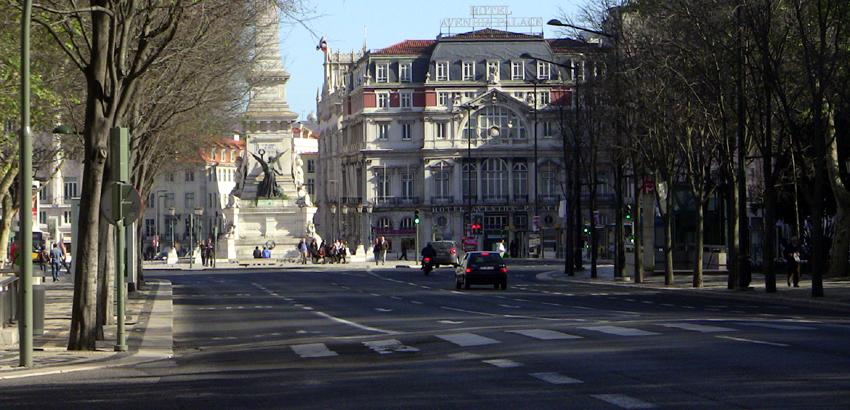 Baixa Avenida Liberdade