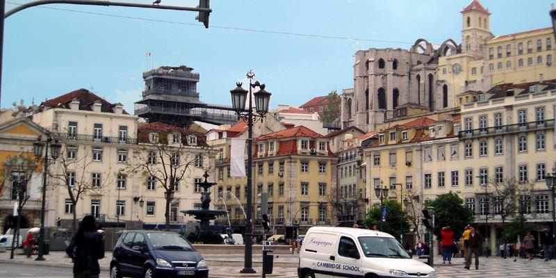 Innenstadt Rossio