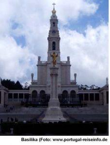 Fatima Tagesausflug Lissabon