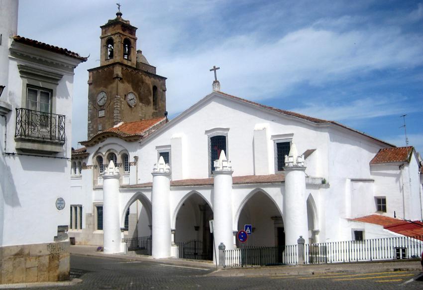 Beja Portugal Sehenswürdigkeiten