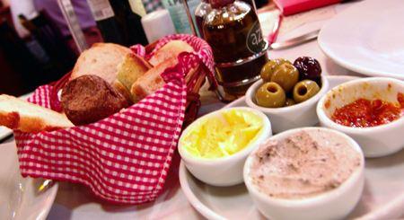Restaurant Couvert Besonderheit Missverständniss Tipp