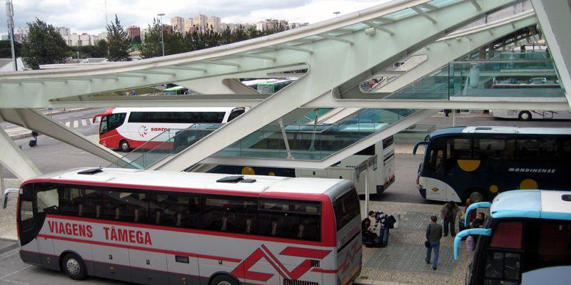 Busbahnhof Gare do Oriente