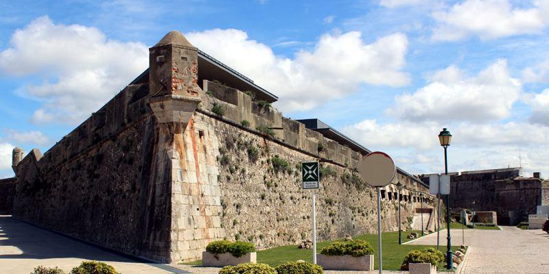 Cascais Sehenswürdigkeit Festung
