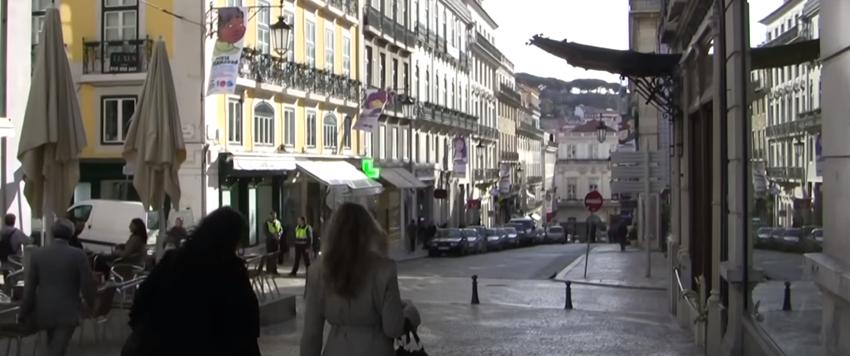Chiado Lissabon Stadtviertel