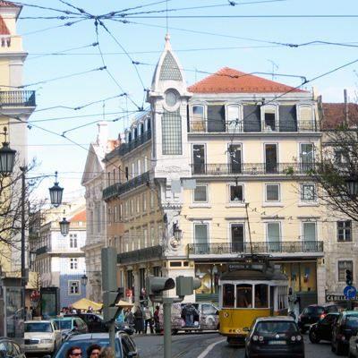 Chiado Stadtviertel