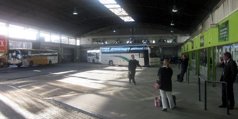 Bahnhof Coimbra