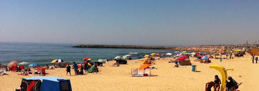 Strand Espinho Tagesausflug