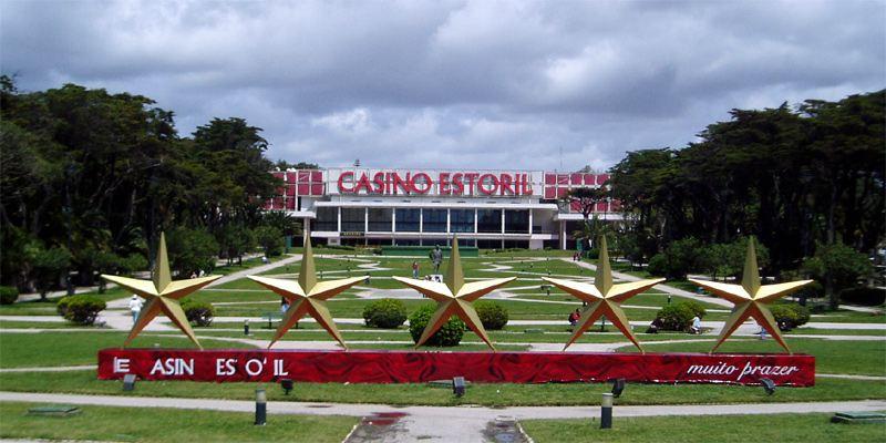 Estoril Kasino Sightseeing Sehenswürdigkeit