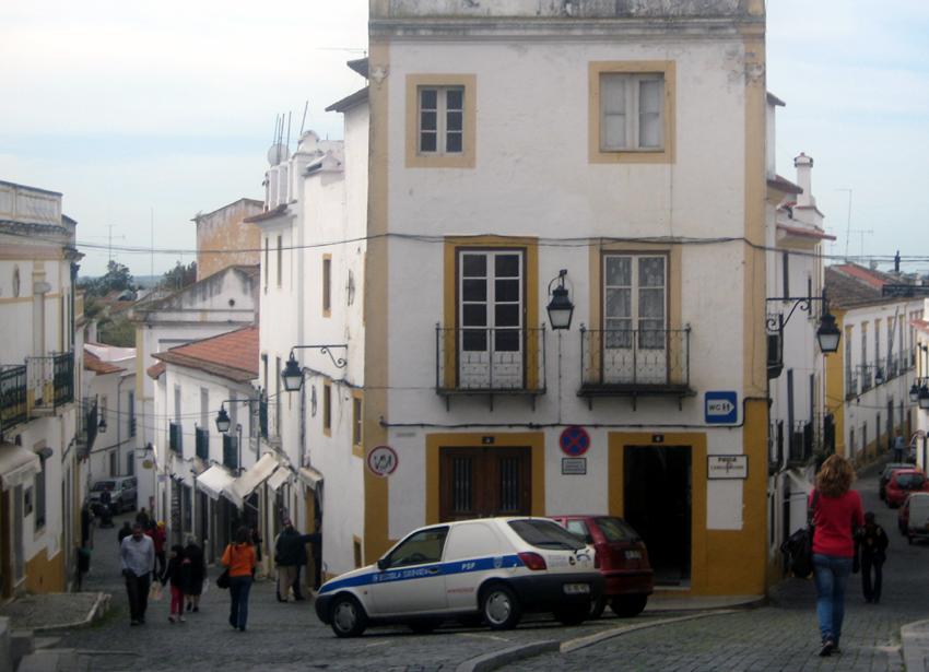 Évora Altstadt Sehenswürdigkeit UNESCO