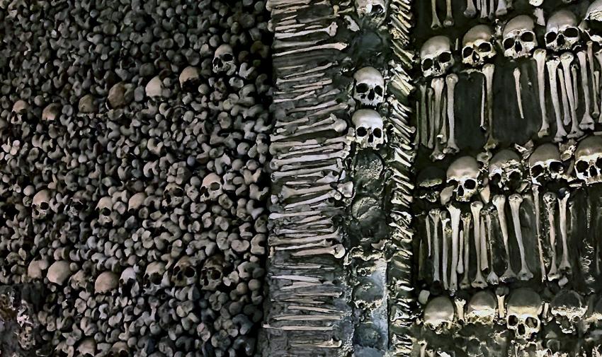 Évora Sehenswüridigkeit Knochenkapelle