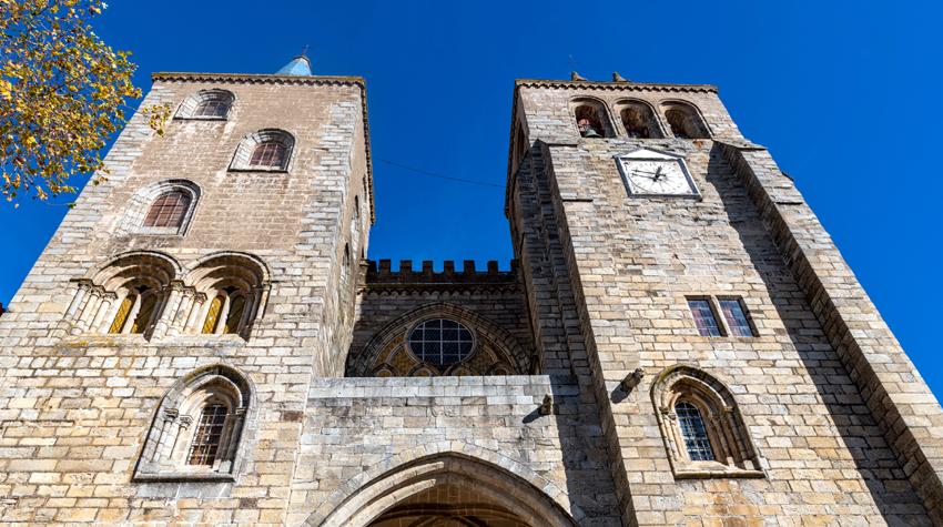 Evora Sehenswürdigkeiten Kathedrale