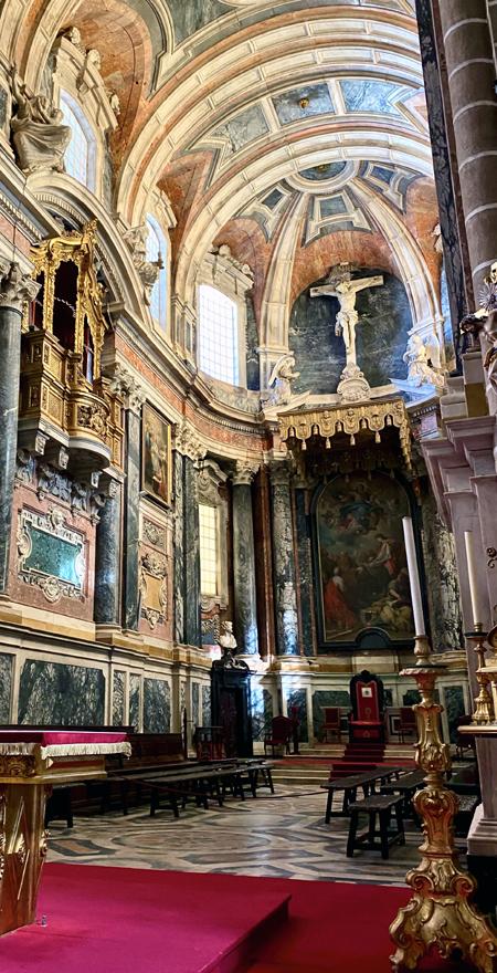 Kathedrale Évora Sightseeing