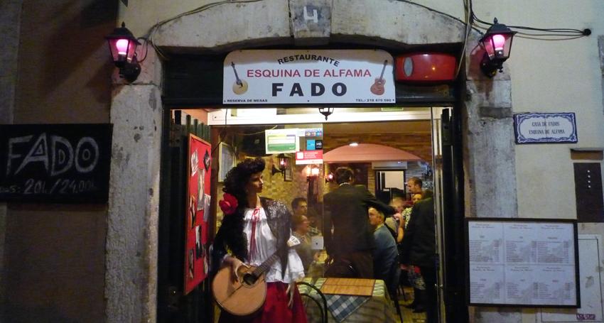 Fado Lokla Konzert Lissabon