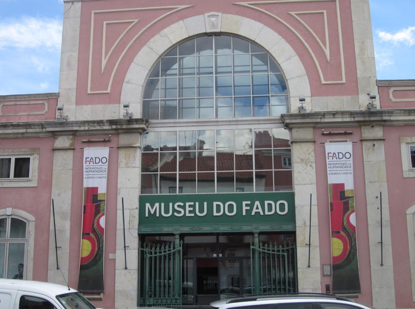 Fado Museum Lissabon Alfama