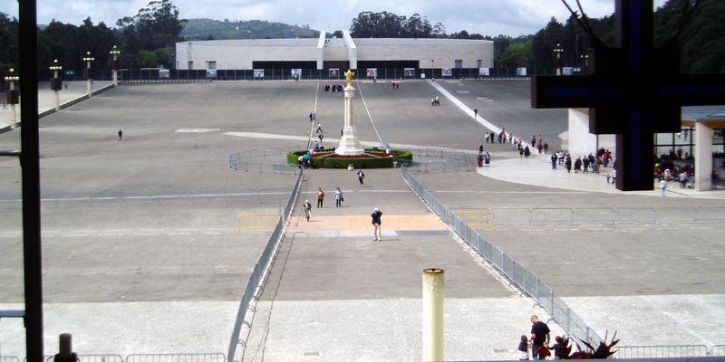 Pilgerplatz Fatima Sightseeing Sehenswürdigkeit