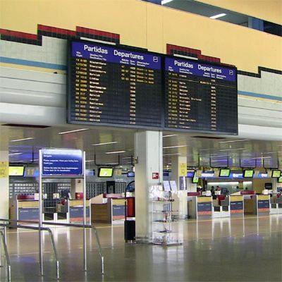 Flughafen Faro FAO Transfer