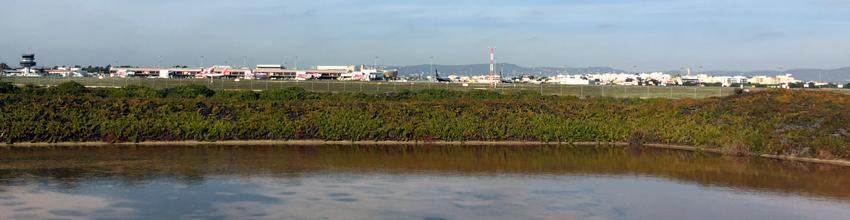 Flughafen Faro Parken