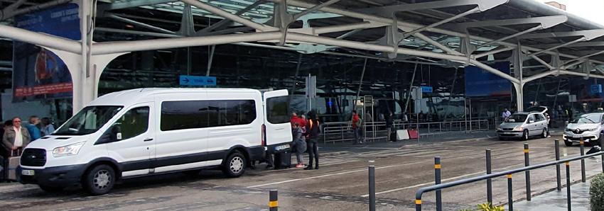 Flughafen Lissabon Taxi Shuttle