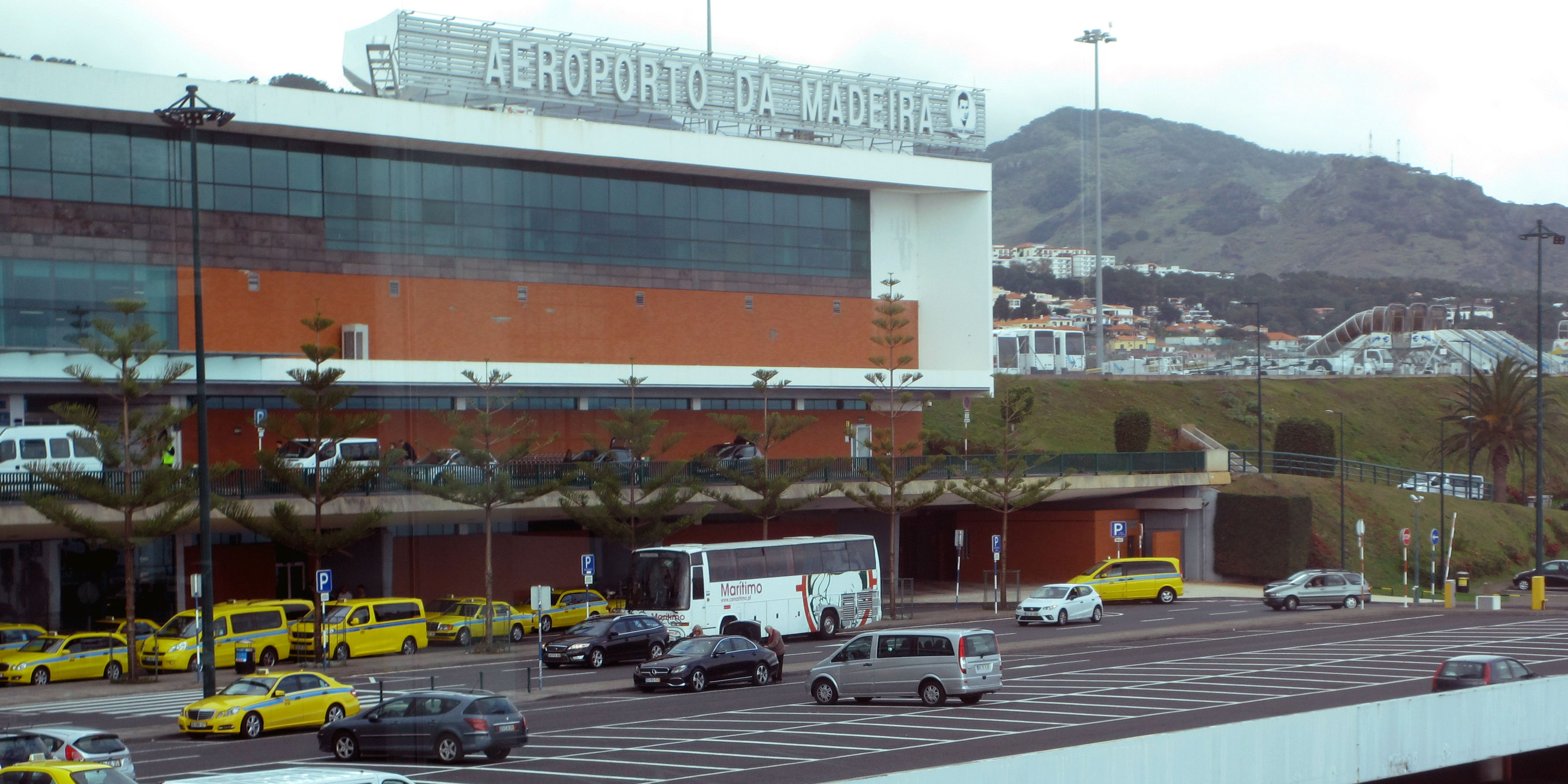 Anreise Flughafen Madeira