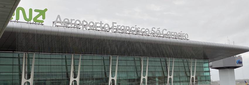 Flughafen Porto Terminal
