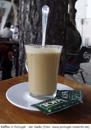 galao Cafe Portugal