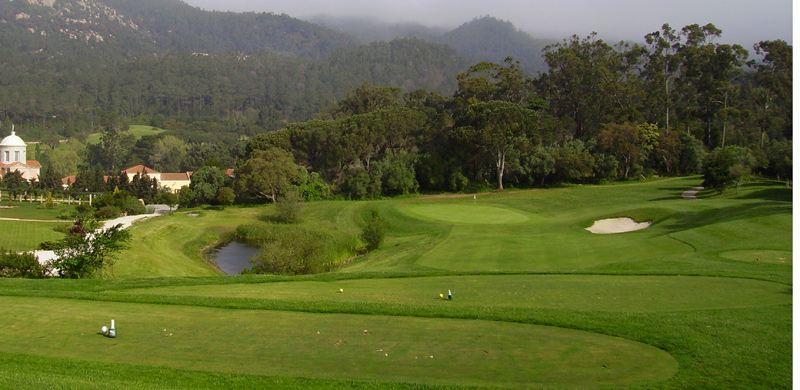 Golf spielen Cascais