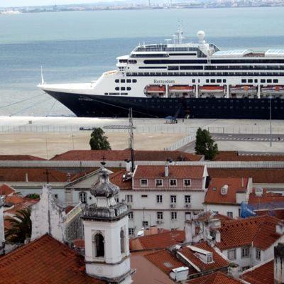 Hafen Kreuzfahrtterminal