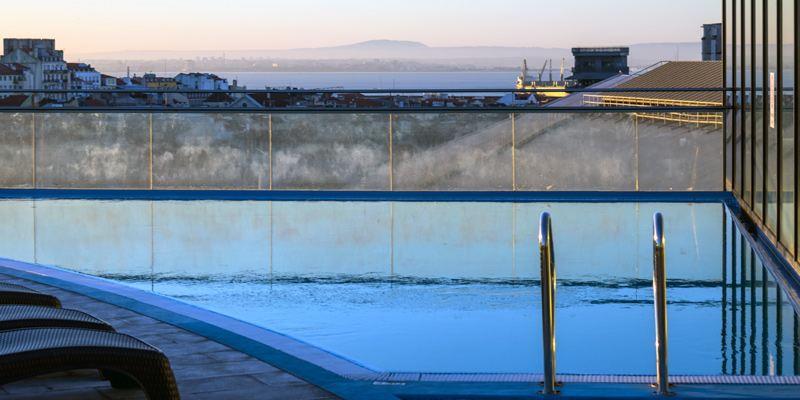 Hotel Pool Lissabon