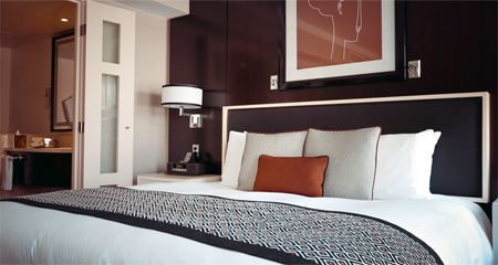 Hotelzimmer Tricks Portugal