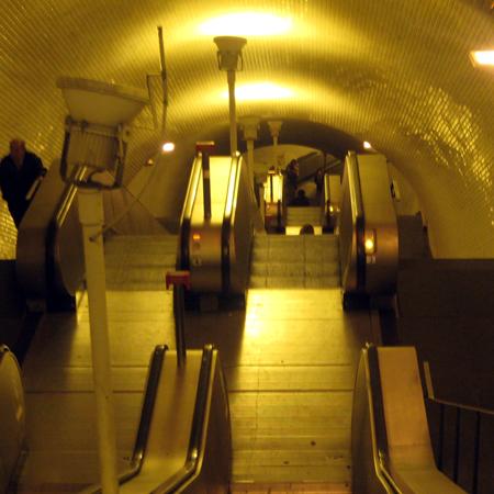 Innenstadt Metro Baixa Station