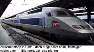 interrail portugal tipps aufpreis