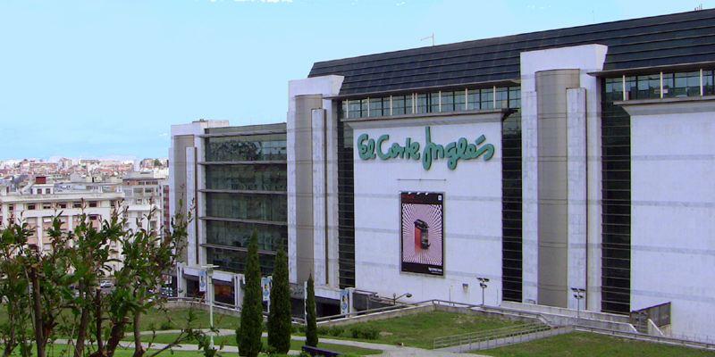 Kaufhaus El corte ingles Lissabon
