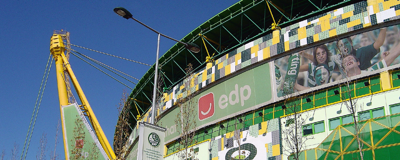 Lisboa Card Stadion Attraktion