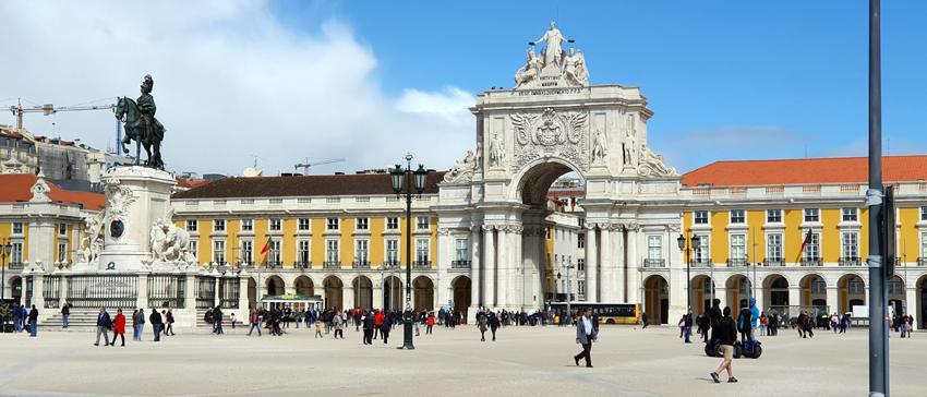 Sehenswürdigkeiten Lissabon TOP Erdbeben