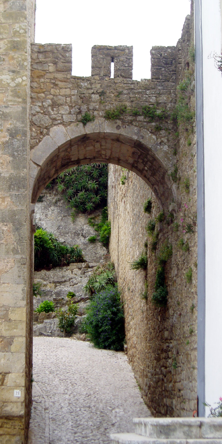 Óbidos Burg