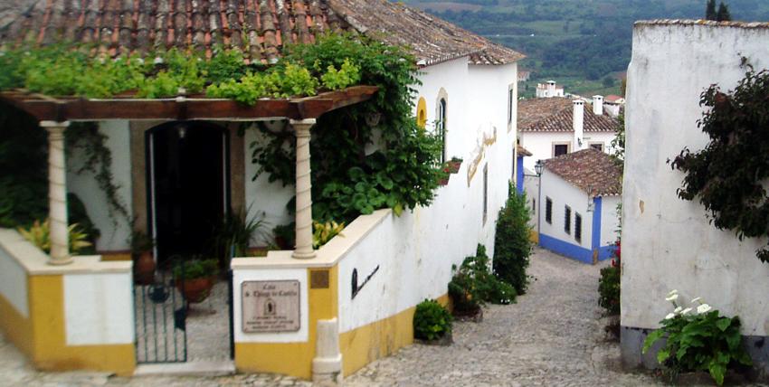 Óbidos Gassen Route