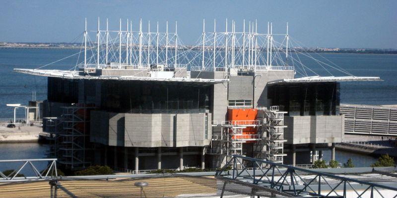 Ozeanarium Lissabon