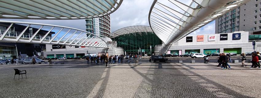 Parque das Nações Metro