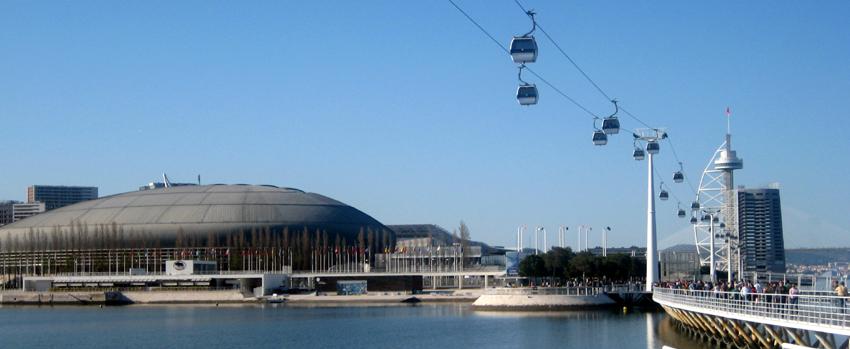 Parque das Nações Lissabon Reiseführer